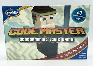 Thinkfun Code Master Programming Logic Game New Sealed Ages 8+