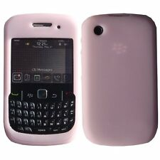 Plain Silikon Case für Blackberry Curve 8520