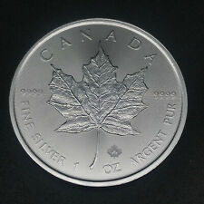 1oz 2020 SILVER CANADIAN MAPLE LEAF RCM ROYAL CANADIAN MINT SILVER BULLION COIN