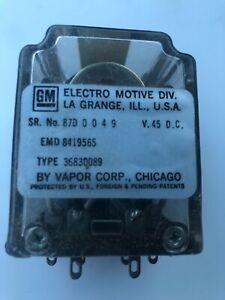Relay EMD 8419565 45v for WS10 NOS
