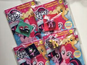 My Little Pony Fluttershy Tempest Spike Egmont Magazine 2020 Limited Edition