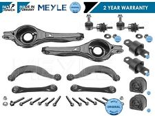 FOR FORD FOCUS MK2 REAR UPPER LOWER TRAILING CONTROL ARMS LINKS D BUSHES BOLTS