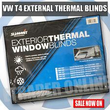Volkswagen VW T4 Camper Van External Thermal Window Blinds Screen Cover Exterior