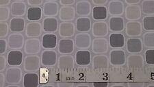 Patchwork//Quilting//Tela Artesanal grasa trimestre Retro Lunares De MAKOWER