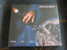 CD Box Set: Status Quo : Never Too Late : Expanded Deluxe 3 CDs Sealed