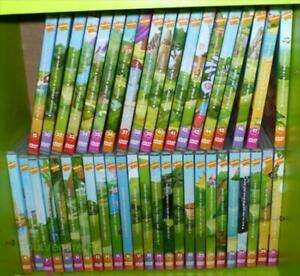 Collection complète 48 DVDs Dora l'Exploratrice - 48/48 - Occasion