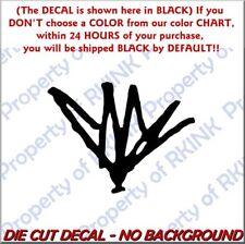 CHRIS CORNELL #5 Vinyl DECAL Car Truck Window Wall Office Home Decor Soundgarden