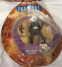 Farscape Action Figure Chiana Armed And Dangerous Toy Vault 2000 Misb