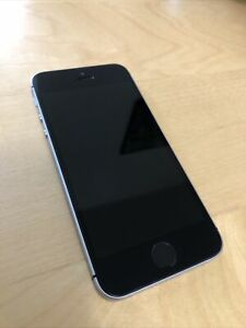 Apple iPhone SE - 16GB - Space Gray (Unlocked) A1662