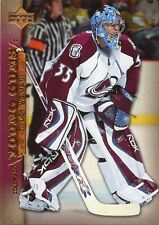 07-08 UPPER DECK YOUNG GUNS ROOKIE RC #213 TYLER WEIMAN AVALANCHE *33153