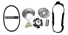 Hammerhead GT GTS GL Twister 150cc Go Kart Front Clutch Variator, Belt & Gasket