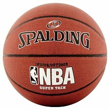 "Spalding Nba Super Tack Basketball, Official Size 29.5"" - Orange|Spalding Nba S…"