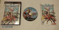 SUIKODEN V (Sony PlayStation 2 2006) COMPLETE!! RPG CIB!!