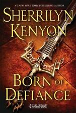 Born of Defiance-Sherrilyn Kenyon-2015 League novel #7-hardcover/dust jacket