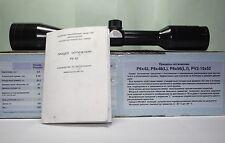 Rifle scope Vomz Pilad P 6x42