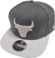 Chapeaux grises en acrylique New Era pour homme