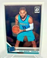 Cody Martin ROOKIE Card - 2019-20 Donruss Optic Rated Rookie Card #181 Hornets