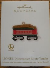 Hallmark 2012 Ornament - Lionel Nutcracker Route Tender - NEW