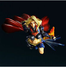 DC COMICS WONDER WOMAN SUPERGIRL SQUARE VARIANT PLAY ARTS KAI ACTION FIGURES TOY