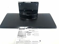 Sanyo FVM3982 DP39E63 DP39843 DP39842 TV Stand , Screws Included