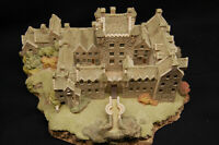 1990 Lilliput Lane Cawdor Castle Limited Edition 1030 of 3000 COA box Scottish