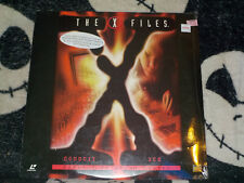 X-Files Conduit/ Ice NEW SEALED Laserdisc LD Free Ship $30