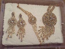 Three Piece Ladies Jewellery Set