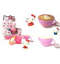 Una Tazza Hello Kitty Cappuccino con Personaggio + Rivista Sbabam