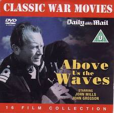Above Us The Waves - DVD