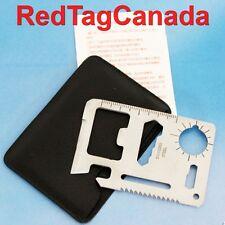 Universal Life Saving Card Multifunctionall Tool Card Swiss Army Knife Card - CA