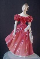 "Royal Doulton Figurine Winsome   HN 2220   8""  vintage   (Mint Condition)"