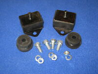 MGB ROADSTER OR GT 1962 TO 1980 GEARBOX MOUNTINGS AND BUFFERS KIT MG EB131