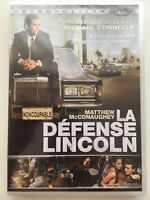 La défense Lincoln DVD NEUF SOUS BLISTER Matthew McConaughey