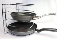 Heavy Duty Steel Chrome Racks Vertical Horizontal Pot Pan Baking Sheet Pinterest