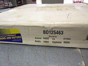NEW Disc Brake Rotor-Brake Rotor Rear Parts Depot BD125463 FREE Shipping