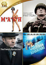 MASH/Patton/The French Connection/The Poseidon Adventure (DVD, 2015)