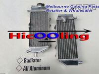 Aluminum Radiator for Yamaha YZ125 2005-2014 06 07 08 09 10 11 12 13