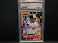 1988 Donruss Baseball's Best #198 CAL RIPKEN JR - Orioles - PSA 10 GEM MINT