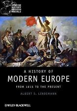 A History of Modern Europe: From 1815 to the Present (Blackwell Concis-ExLibrary