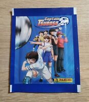 Panini 1 Tüte Captain Tsubasa Sticker Bustina Pack Packet Sobre Pochette Pouch