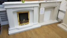 Marble Fireplaces 48 inch or 54 inch suitable for Gas or Electric Fire