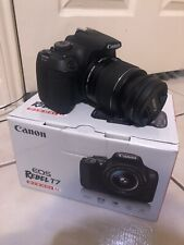 Canon Rebel T7 Bundle