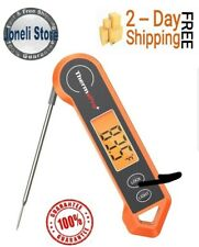 ThermoPro Instant Read Meat Thermometer Kitchen Waterproof Ultra Fast & Accurate