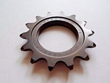 """* Raro NOS Vintage Campagnolo Record 14 T 1/8"""" in acciaio attrezzi fissi TRACK/manovelle COG *"""