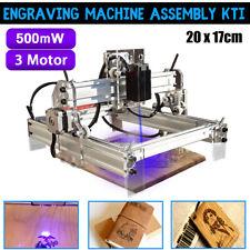500MW USB DIY Laser Engraver CNC Engraving Carver Logo Printer Carving   !