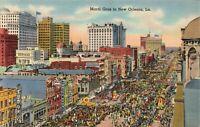 Mardi Gras in New Orleans, Louisiana