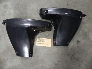 Evinrude Johnson Lower Motor Cowling Set P# 438924 & P# 337406