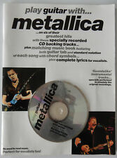 Play guitar with... Metallica Vol.1 (Tabs)