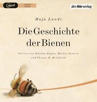 Die Geschichte der Bienen von Maja Lunde (2017)