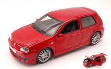 Volkswagen VW Golf R32 2002 Red 1 24 Model 31290r Maisto